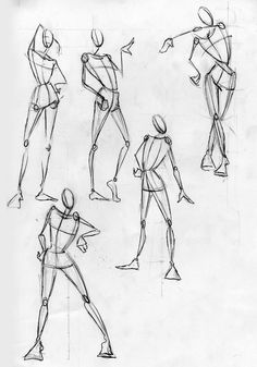 Fashion-Sketching Basics #1