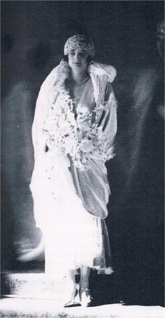 Queen Astrid of Belgium, nee Princess of Sweden.
