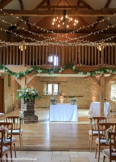 Wedding ceremony flowers at Kingscote Barn by The Wilde Bunch Barn Wedding Flowers, Kingscote Barn, Got Married, Countryside, Knight, Weddings, Table Decorations, Princess, Design