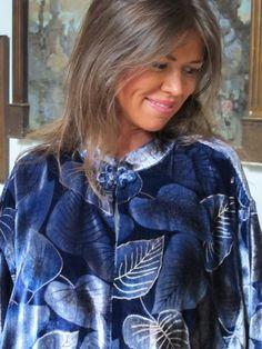 Athena Silk Velvet Top 2010s Fashion, Arty Fashion, Crochet Jacket, Velvet Tops, Clothes Horse, Dressmaking, Going Out, Ruffle Blouse, Silk