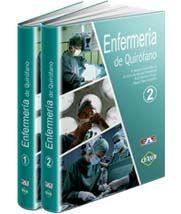 LIBROS: ENFERMERÍA DE QUIROFANO    2 Tomos Autor Editor Le...
