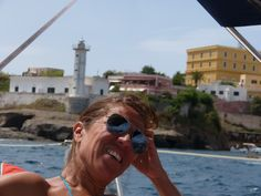 Simona (Ventotene - agosto 2014)