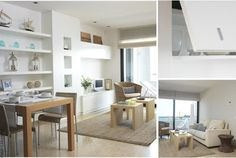 Apartament in Costa Brava. Interior designers Rosa Bramona y Marta Ortiz