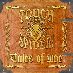 Free album download: Tales of woe As goodie there's the CD - Tales of woe - for free:     http://www.touchthespider.de/Download.html       Tales of woe 12 sinister stories by two obsessed musicians. Tales of decay and insanity. Tales of paranoia, zombies and death wish.