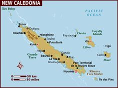 HONEYMOON! New Caledonia