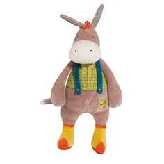 Moulin  Roty  les  cousins  donkey  doll