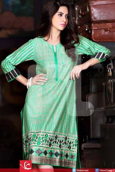 Nishat Linen Spring/Summer Collection 2015 - NL Lawn