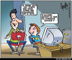 Une discussion père fils - A discussion father son ➢➢ http://www.diverint.com/memes-chistosos-gif-riyad-mahrez-haciendo-un-triple-homicidio