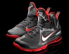 The Nike 'LeBron 9' Shoes are Basketball Footwear with Attitude #workout trendhunter.com