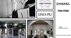 Linea Più Boutique: Μας προσκαλεί στο ηλεκτρονικό περιβάλλον της Ανακαλύψτε τις αξίες των brands CHANEL, Tom Ford, Blumarine και Christopher Kane.