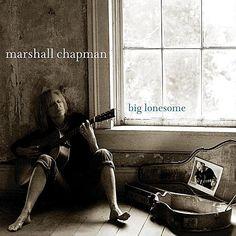 Marshall Chapman - Big Lonesome, Black