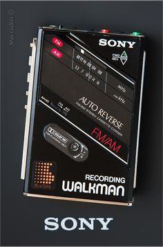 Sony Walkman WM-F200