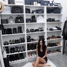 Ultimate closet goals