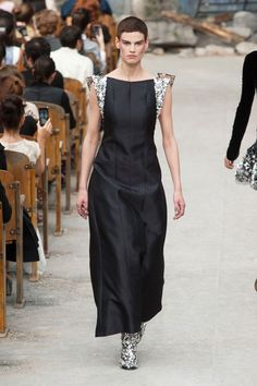Chanel at Couture Fall 2013 - Runway Photos