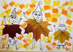 Art For Kids, Crafts For Kids, Karpathos, Autumn Art, Halloween, Safari, Art Projects, Fall, Autumn