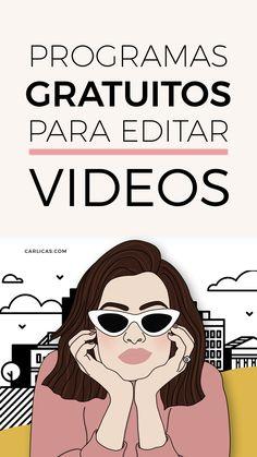 Design Social, Start Ups, School Hacks, Study Tips, Video Editing, Just In Case, Youtubers, Community Manager, Digital Marketing
