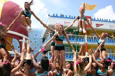 """Cheer extreme senior elite babyyy !!! oh yeah """" You just got x'd out"""""""