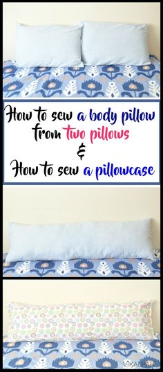 How to sew a body pillow & pillowcase - tutorial by Vikalpah pillow art : . : How to sew a body pillow & pillowcase – tutorial by Vikalpah pillow art : How to sew a body pillow & pillowcase – tutorial by Vikalpah pillow art Body Pillow Pillowcase, Pillowcase Pattern, Pillowcase Tutorial, Pillow Tutorial, Sewing Patterns Free, Free Sewing, Crochet Pillow Cases, Long Pillow, Scrappy Quilts