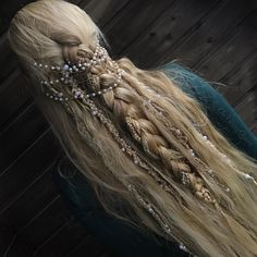 viking braids ♥