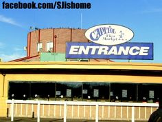 Capitol Flea Market & Drive-Ins, San Jose, Ca