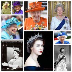 Real Princess, Queen Elizabeth, Crown, Royal Families, Jewelry, Fashion, Moda, Corona, Jewlery