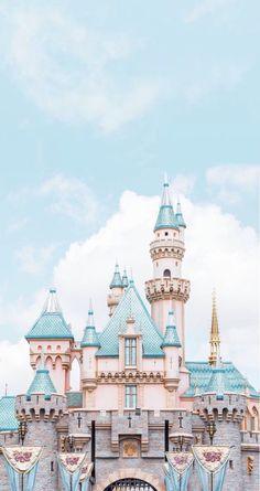 Wallpaper Backgrounds Iphone Disney Ideas For 2020 Disney Phone Wallpaper, Iphone Background Wallpaper, Cartoon Wallpaper, Phone Backgrounds, Disney Dream, Disney Love, Disney World Pictures, Disney Background, Sleeping Beauty Castle