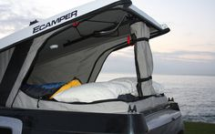 Honda Element e-Camper.
