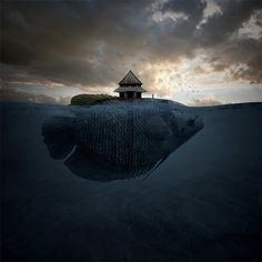 Leszek Bujnowski Surreal Photography Where Ordinary Meets Fairy Tale