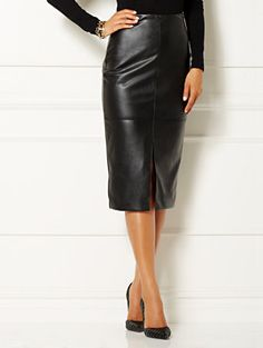 Shop Eva Mendes Collection - Carly Pencil Skirt . Find your perfect size online at the best price at New York & Company.