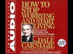 dale carnegie how to stop worrying pdf