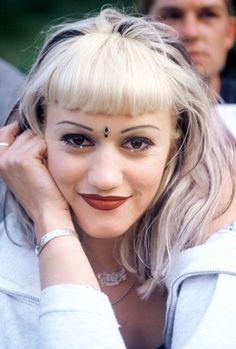 Gwen Stefani circa 1990s