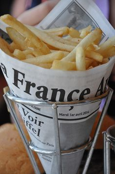 French Fries by sfPhotocraft, via Flickr