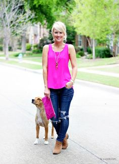 {Fashion Friday} How to Transition to Spring