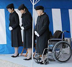 Princess Hisako, Princess Noriko and Princess Yuriko of Takamodo, November 21, 2013