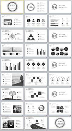 27+ gray annual report slides powerpoint templates Slides Powerpoint, Best Powerpoint Presentations, Powerpoint Design Templates, Keynote Template, Design Presentation, Marketing Presentation, Business Presentation, Slide Design, Web Design