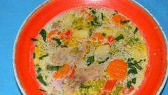 Retete de supe, ciorbe gustoase: retete de supe si ciorbe, mancaruri Supe, Cheeseburger Chowder, Thai Red Curry, Ethnic Recipes, Food, Essen, Meals, Yemek, Eten
