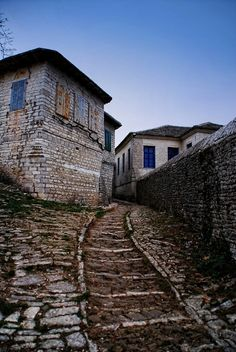 Papiggo village. Zagori (Greece) - zagorohoria, Ioannina