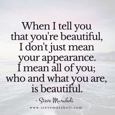 Every girl loves to feel beautiful. That's why we compiled some beautiful girl quotes to remind you how fabulous, sassy, and overall perfect you really are. Cute Love Quotes, Beautiful Girl Quotes, Love My Wife Quotes, I Love My Wife, Romantic Love Quotes, Woman Quotes, Me Quotes, Beautiful Beautiful, Future Wife Quotes