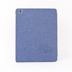 back, blue