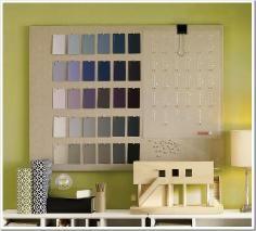 DIY Pinboard - Bead&Cord