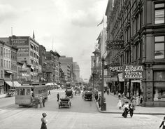 Detroit in the 1930s