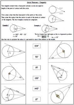 circle theorems match up resources tes geometry activities pinterest. Black Bedroom Furniture Sets. Home Design Ideas