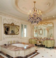 Wow! Now here's a bathroom!