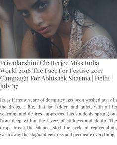 #abhisheksharma #couture #elegant #festive #handcrafted #luxurywedding #modernindia #missindiaworld #priyadarshinichatterjee #grand #indianwedding #madeinindia