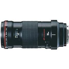 Canon EF 180mm f3.5L Macro USM AutoFocus Telephoto Lens for Canon SLR Cameras by Canon. $1579.00. From the Manufacturer                Bring small things into full-sized view with the Canon EF 180mm macro USM lens. Macro lenses can uncover detail that would be impossible to detect by the eye and give new perspective to extremely minute subjects such as insects or the petals of a small flower, and this lens is no exception. The 180mm lens offers such features as three ...