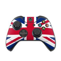 Microsoft Xbox One Controller Skin - Union Jack by DecalGirl Collective | DecalGirl