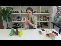 I CAN make shoes - parts of a shoe