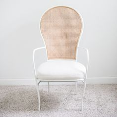 Noah Caned Chairs