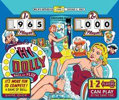 Gottlieb 1951 cyclone pinball machine - Google Search