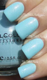 """Sinful colors """"cinderella"""" love this brand. It's always 99 cent at Walgreens."""
